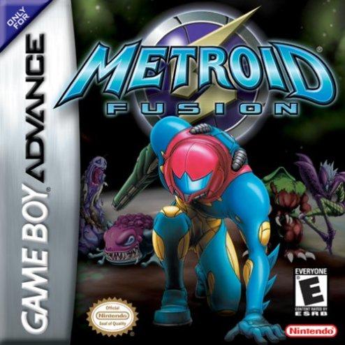 Foto+Metroid+Fusion